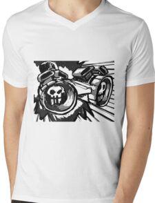 Ludicrous Speed Mens V-Neck T-Shirt
