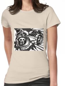Ludicrous Speed Womens Fitted T-Shirt