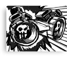 Ludicrous Speed Canvas Print