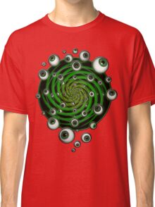 EMERALD PSY EYE by conor graham Ethereal C2010. Classic T-Shirt