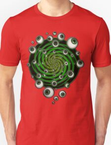 EMERALD PSY EYE by conor graham Ethereal C2010. Unisex T-Shirt