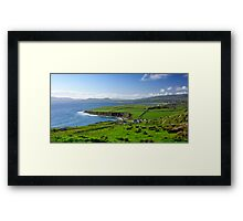 Waterville, Ring Of Kerry Framed Print