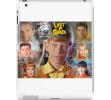 Lost in Space Montage iPad Case/Skin