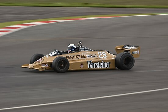 1980 Arrows A3-3 by Willie Jackson