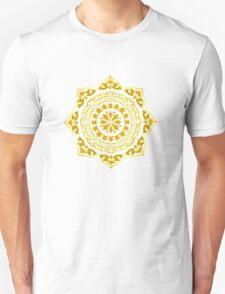 Sun Medallion Partial T-Shirt