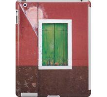 Venice window  iPad Case/Skin
