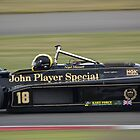 1981 Lotus 87 by Willie Jackson