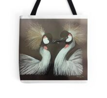 oil pastel drawing Tote Bag
