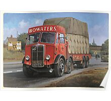 AEC Mammoth Major Bowwaters. Poster