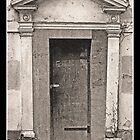 The old door by Gordon Holmes