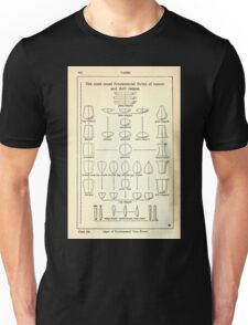 A Handbook Of Ornament With Three Hundred Plates Franz Sales Meyer 1896 0320 Vases Fundamental Vase Forms Unisex T-Shirt
