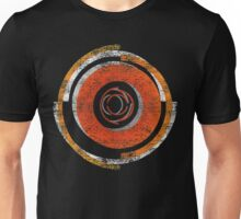 Broken In Circles and Off-centered Unisex T-Shirt