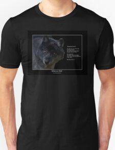"""""""Wilderness Wolf"""" T-Shirt"""