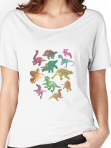 Dino Buddies Women's Relaxed Fit T-Shirt