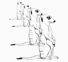 Meerkat Group Kids Tee