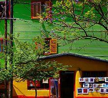 La Boca, Buenos Aires ARGENTINA by Atanas Bozhikov NASKO