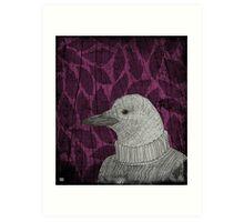 El Cuervo Art Print