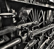 Locomotive 6989 by Mark Thompson