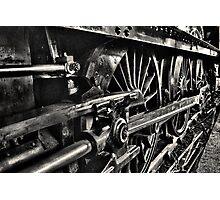 Locomotive 6989 Photographic Print