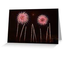 Firework Display 2 Greeting Card
