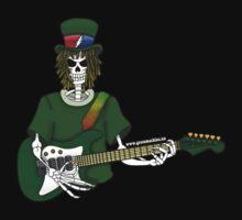 Dead Guitar Player by TheGreenMachine