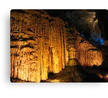 Howe Caverns- New York (2) Canvas Print