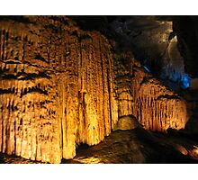 Howe Caverns- New York (2) Photographic Print