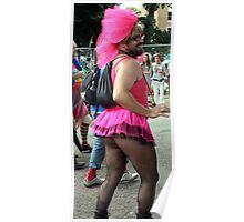Brighton pride Poster