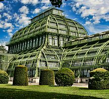 Tropical House in an Austrian Zoo by BillCMartin