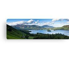 Derwentwater, Cumbria Canvas Print