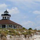 Boca Grande Lighthouse by Sheryl Unwin