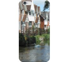 Riverside living iPhone Case/Skin