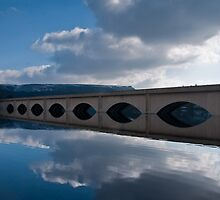 Ashopton Bridge - Ladybower by James Grant