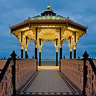 Brighton Bandstand by TheWalkerTouch