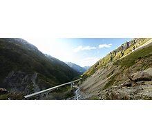 Arthurs Pass Viaduct Photographic Print