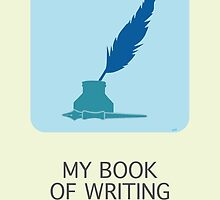MY BOOK OF WRITING by TONYARTIST