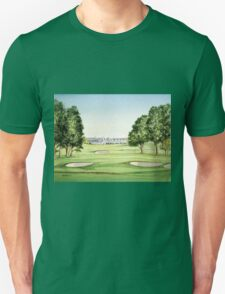Southern Hills Golf Course 18th Green T-Shirt