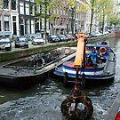 'Street' Cleaning in Amsterdam by ArtsGirl2