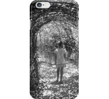 What's Around the Corner? iPhone Case/Skin