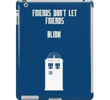Friends Series - Doctor Who iPad Case/Skin