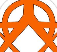 Crackdown - Agency Logo Sticker