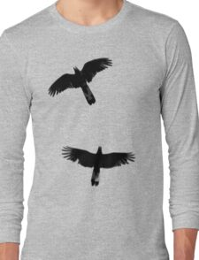 Fly Away With Me Long Sleeve T-Shirt