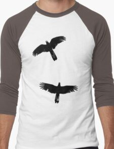 Fly Away With Me Men's Baseball ¾ T-Shirt