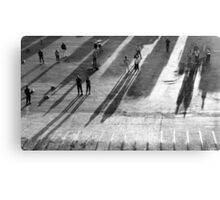 waiting for the aliens Canvas Print