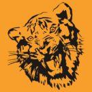 Tiger by Stuart Stolzenberg