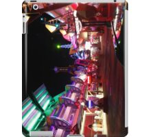 Tomorrowland at Night iPad Case/Skin