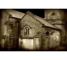 Gothic Church ©  Photographic Print