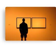 Understanding Art  Canvas Print