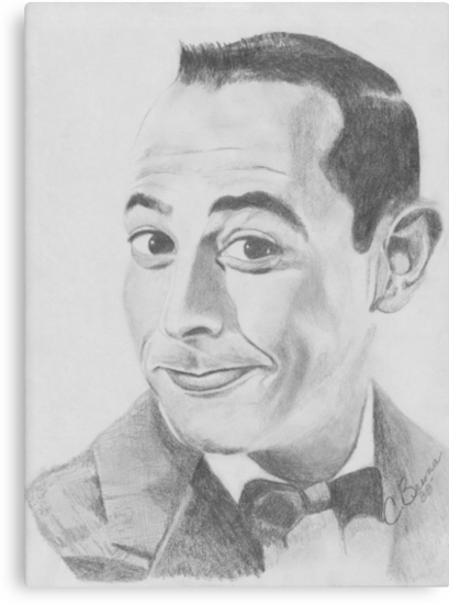 Pee Wee Herman by Christy  Bruna