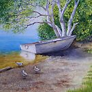 In The Shade Of The Mangroves by Fiona  Lee